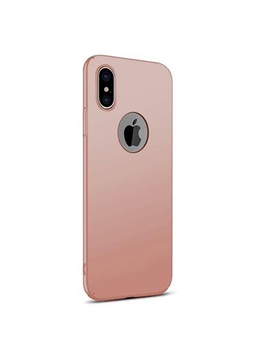 Microsonic iPhone X Kılıf Premium Slim  Renkli
